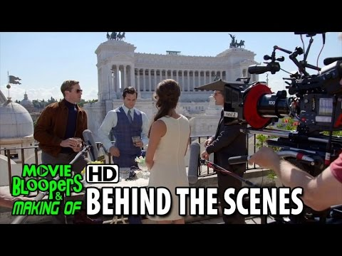 The Man from U.N.C.L.E. (2015) Full Behind the Scenes