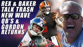 Rex Ryan Hates Baker Mayfield & Melvin Gordon Returns