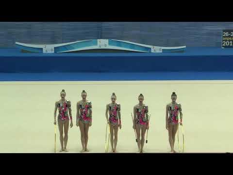 Team Moscow -  3 hoops 2x2 clubs AA 25.150