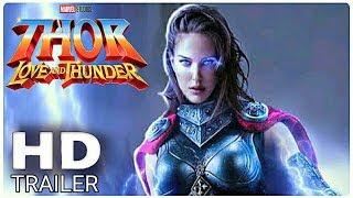 THOR 4: Love and Thunder - Teaser Trailer (2021) | Concept Trailer