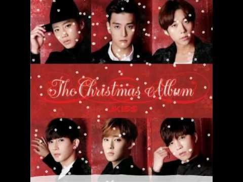 Last Christmas Album Cover.8 Last Christmas U Kiss The Christmas Album