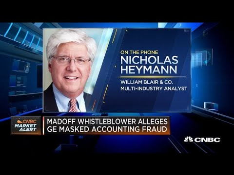 General Electric analyst weighs in on the fraud allegations