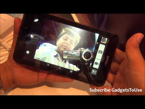 Asus Fonepad 7 FE170CG Hands on, Quick Review, Price, Camera, Features and Overview HD