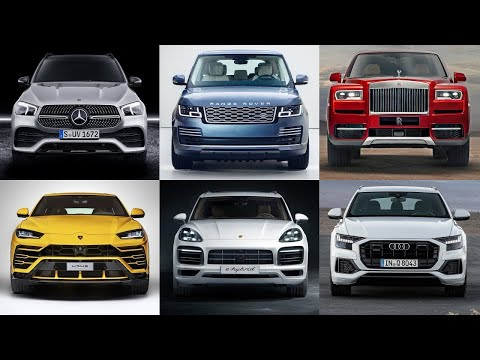 The Toughest SUV Vehicles 2020/ Top 9 Upcoming SUV 2020/ most Expensive Cars 2020 តម្លៃឡានស្រុកខ្មែរ