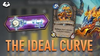 The Ideal Curve | A Hearthstone Arena Guide | [Rastakhan