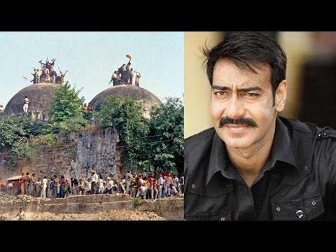 Ajay Devgn to act in Babri Masjid demolition film | FilmiBeat