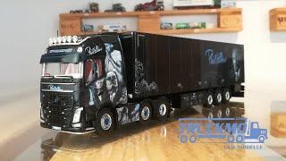 Fleischmann Phil Collins Volvo FH04 Globetrotter XL 74523 Tekno