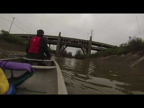 Mill Creek Cincinnati: Millvale To Ohio River & Back To Barrier Dam