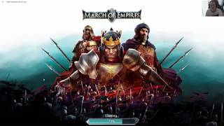 March of Empires 30 million RSS in 12 minutes and ABC of the game.