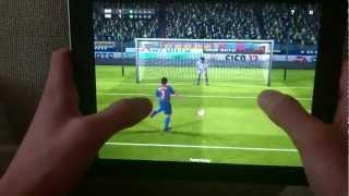 FIFA 12 on iPad, iPad 2, iPad 3 (New iPad)! HD