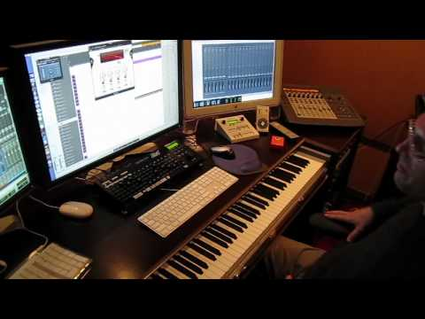 composer Henry Jackman using the Ohmicide distortion plugin