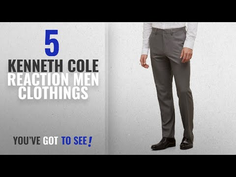 Top 10 Kenneth Cole Reaction Men Clothings [ Winter 2018 ]: Kenneth Cole Reaction Men's Heather