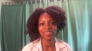 137 - Straight Hair Back to Kinky Natural Hair (4b / 4c)