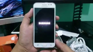 samsung galaxy j2 unboxing