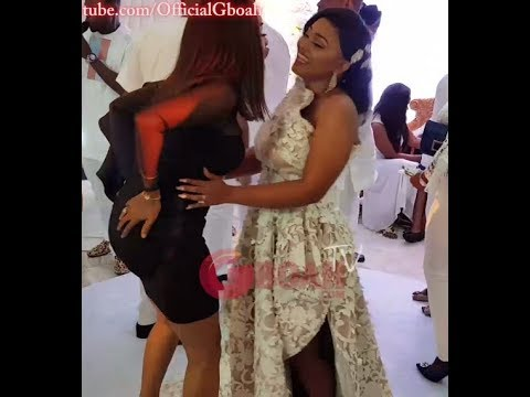 Iyabo Ojo Steals The Show As She Dances Her Heart Out At Mercy Aigbe's 40th Birthday Party