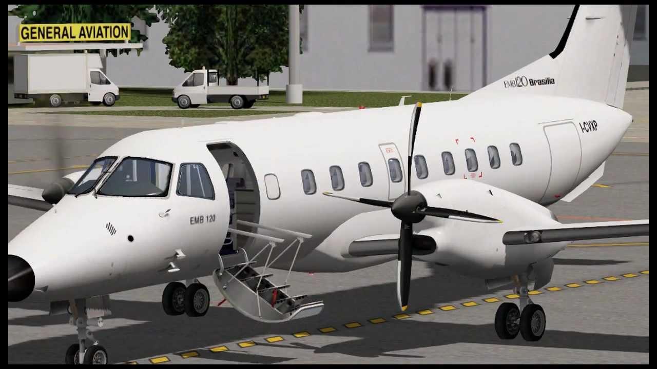 Embraer EMB-120ER
