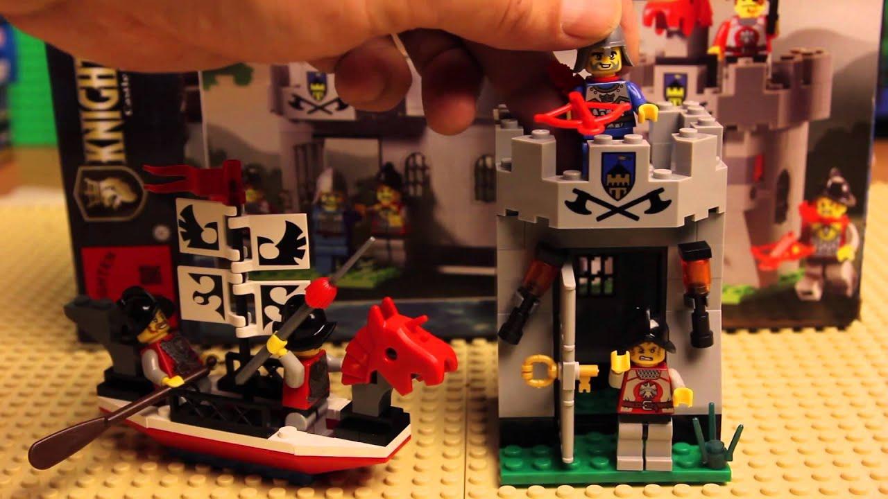 Рыцари в стиле ЛЕГО от компании BRICK - конструктор для ...