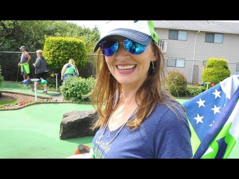 Fan Fest 2017 Ocean Shores - Mini Golf