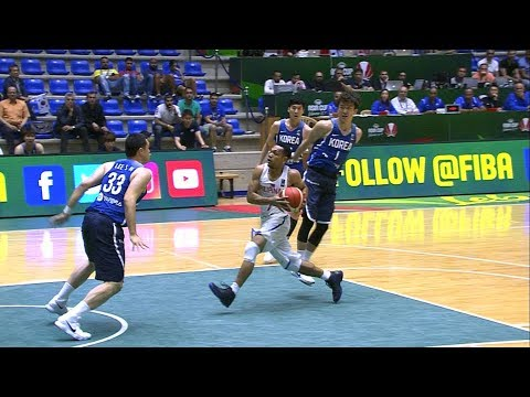 Castro is Relentless on the Run! | FIBA Asia Cup 2017