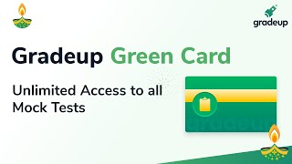 Get Unlimited Access with Green Card!