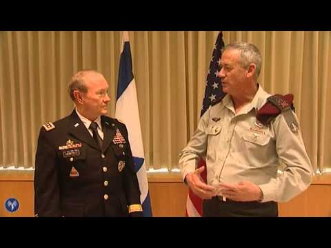 US Chairman of Joint Chiefs of Staff Visits Israel for AC12 Exercise