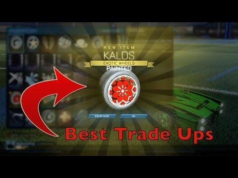Best Trade ups Rocket League #5