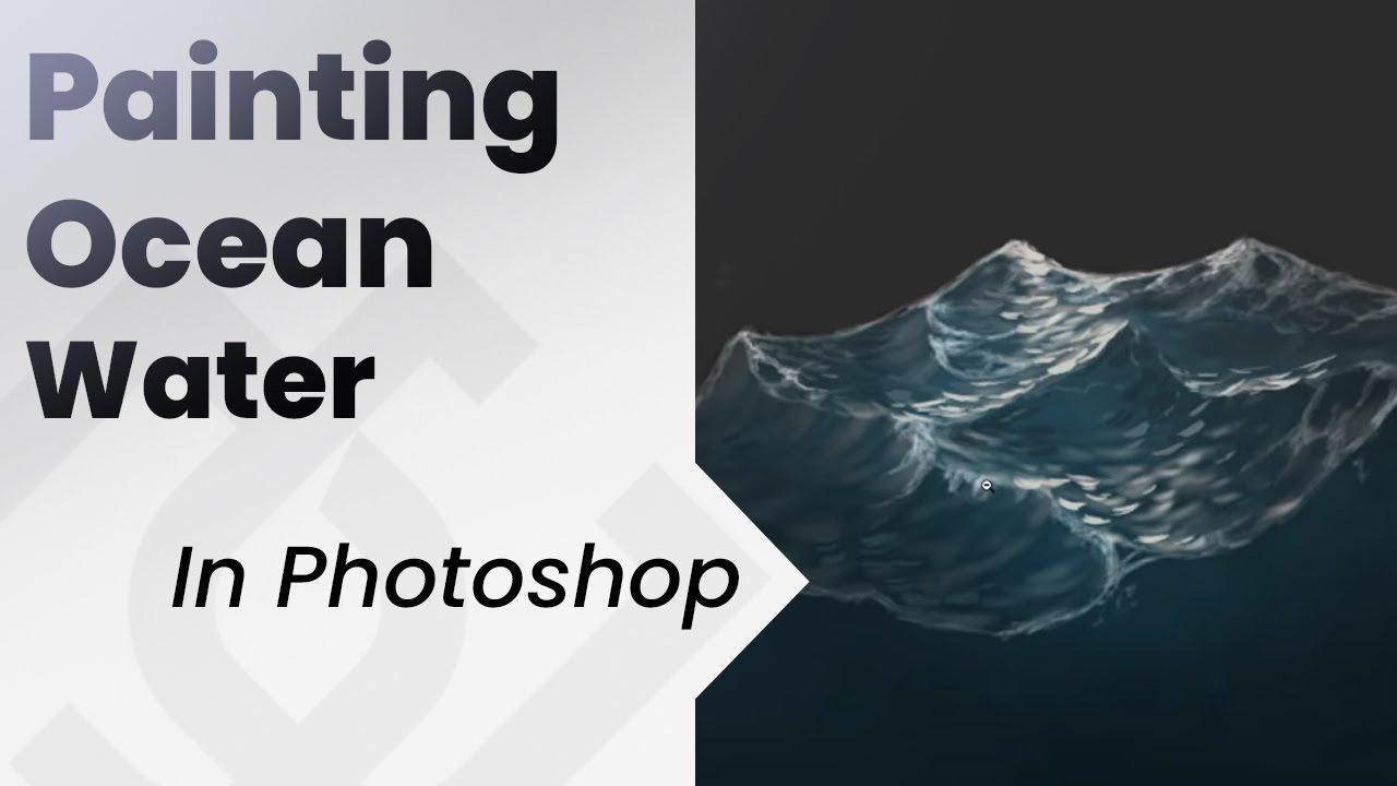 Water tutorial by:haneru | digital art tutorial, digital painting.