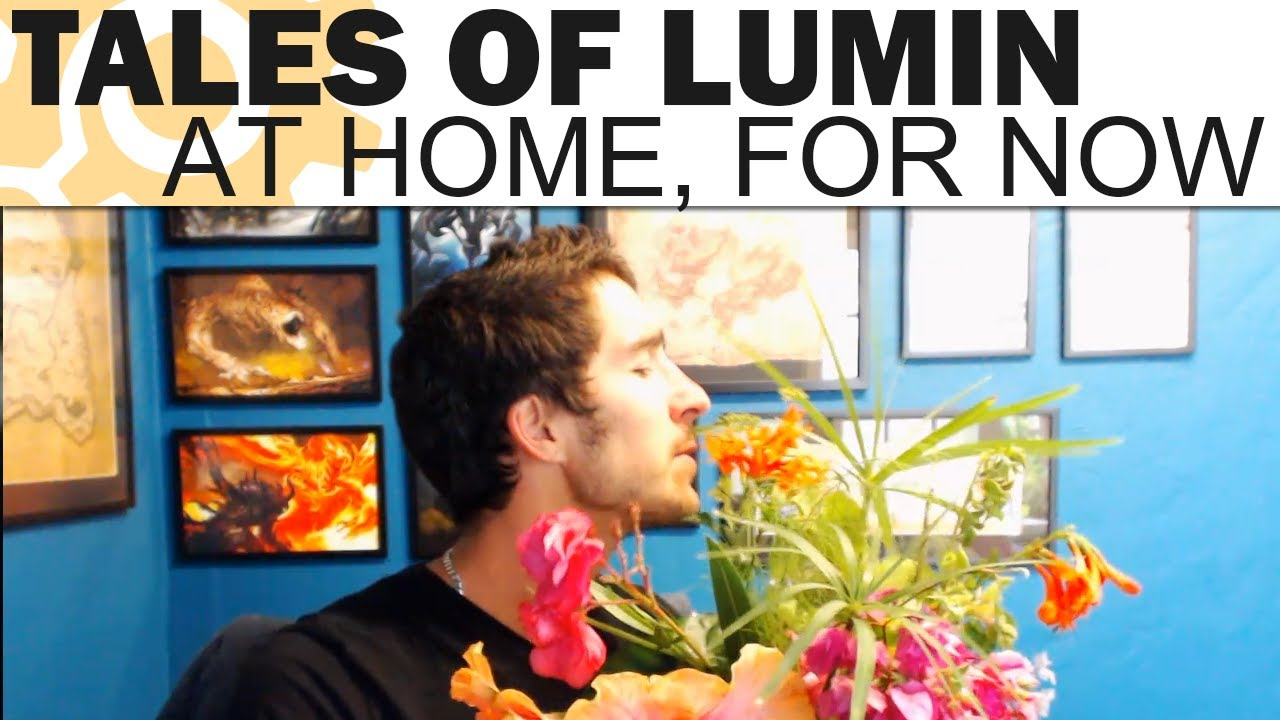Download AT HOME, FOR NOW! - Tales of Lumin