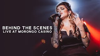 Jacqie Rivera -  Behind the Scenes | Live at Morongo Casino