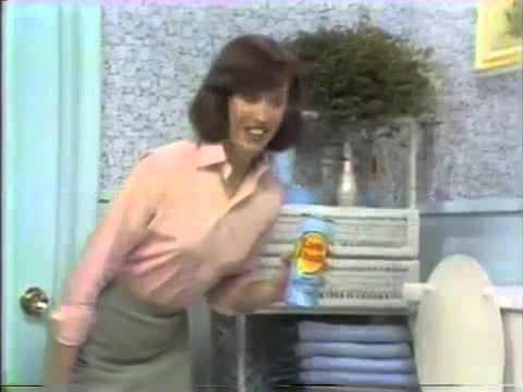 Sani-Flush toilet cleaner - 1979 - YouTube