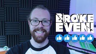 Finally Break Even! +$2.870! | Ross
