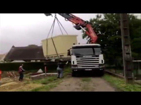 """Катастрофы, крушения, аварии и падения """"Кранов"""" № 13"""