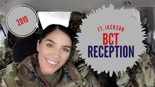 Army Basic Training 2019 | Reception | FT Jackson