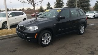 2013 BMW X5 xDrive35i (Start Up, In Depth Tour, and Review)