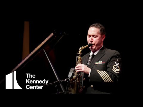 U.S. Navy Band Commodores - Millennium Stage (February 13, 2019)