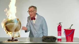 Bill Nye - Climate Change is REAL motherfuckers!