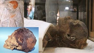 Ancient Egyptian Mummies Found With RED & BLONDE Hair