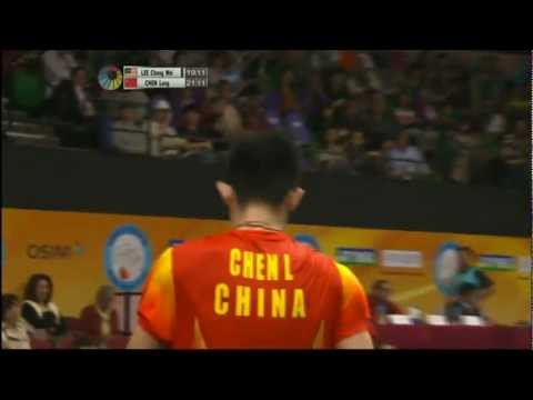 F - MS - Chen Long vs Lee Chong Wei - 2012 Yonex-Sunrise Hong Kong Open
