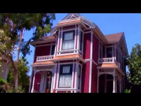 House from Charmed TV Show Carroll Avenue Los Angeles Historic Victorian District