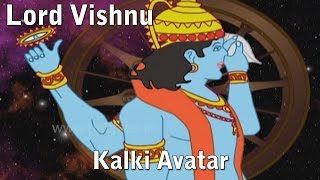 Lord Vishnu Kalki Avatar | Lord Vishnu Stories in Hindi | Vishnu Avatars Stories
