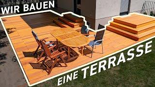 Terrasse zum Relaxen ☀️