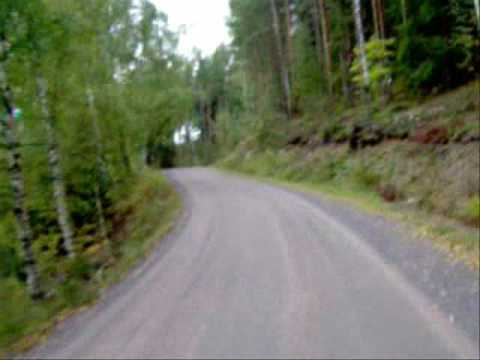 Travel on bike in Finland - part 2