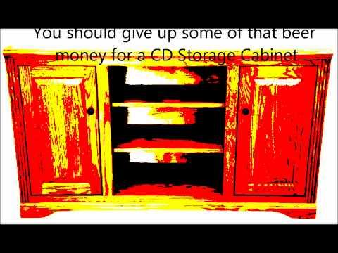 CD Storage Solutions