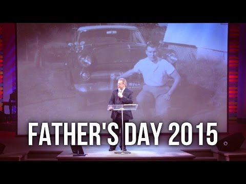Father's Day 2015 – Pastor Raymond Woodward