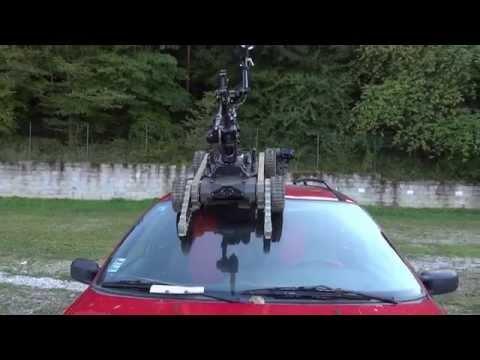 PIAP IBIS & GRYF IED/IEDD Robots