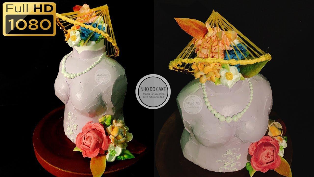Decorating long shirt from cake realy nice ( VIET NAM - 1869 ) - decorating cake asia 2021