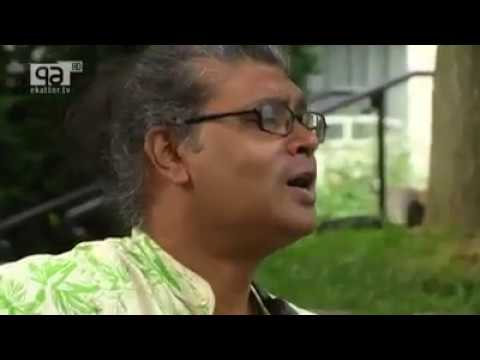 In Paris, Artist Arif and Kumkum gave a chat with Perth Sanjay | Bangla TV News 365 | Arif | Kumkum
