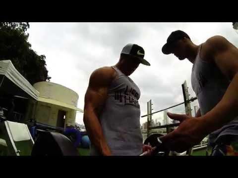 Tollio - Atleta Men's physique / Life Hard Sports