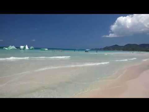 Koh Samui Chaweng Beach -Center 30th Apr.2015