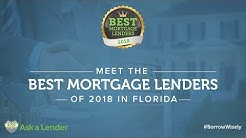 Meet Florida's Best Mortgage Lenders 2018 | Ask a Lender